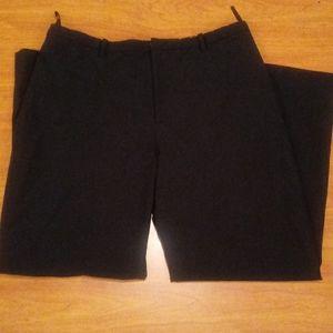 Gap Black Pants Size 14A Stretch (I)